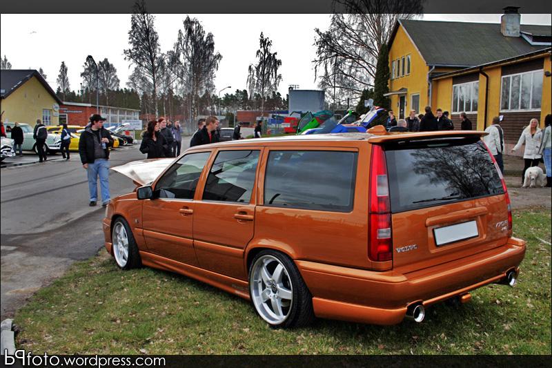 volvo v70r. en Volvo V70R AWD.